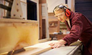 Female apprentice