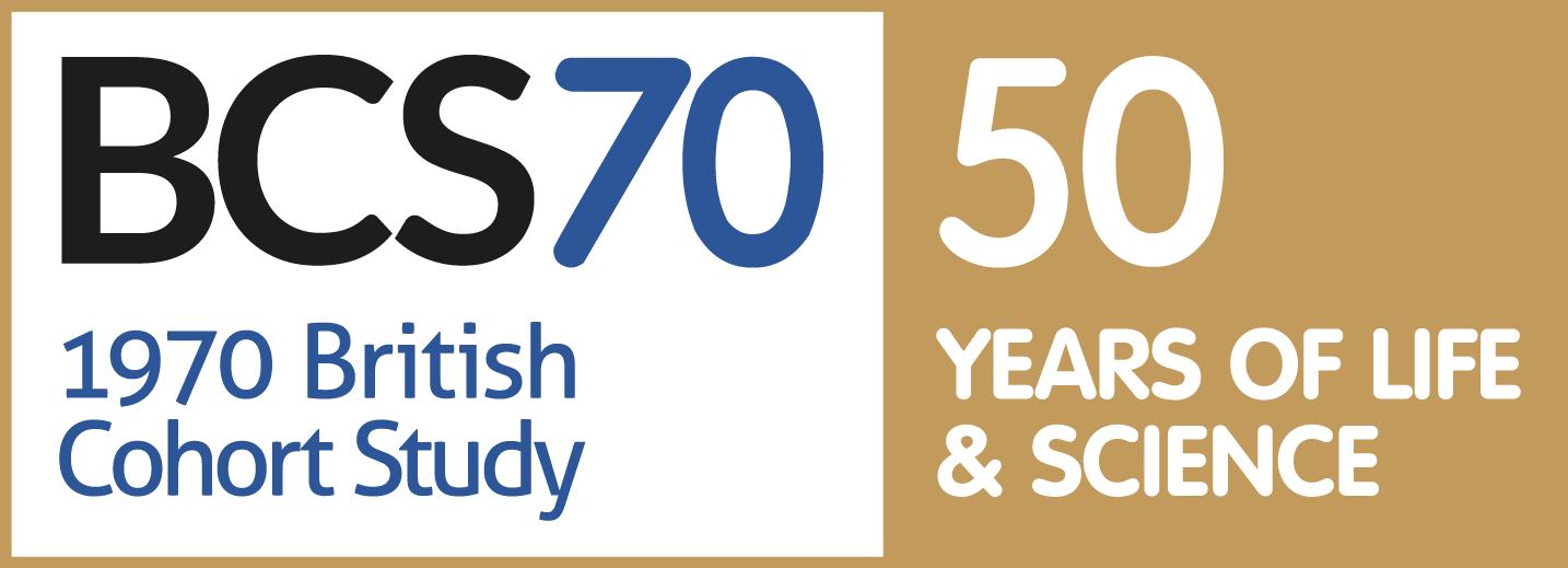 BCS70 50 years